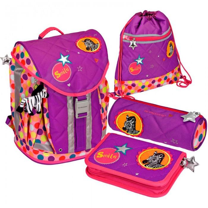 Spiegelburg Школьный рюкзак Bunte Punkte Flex Style с наполнением 11870 от Spiegelburg