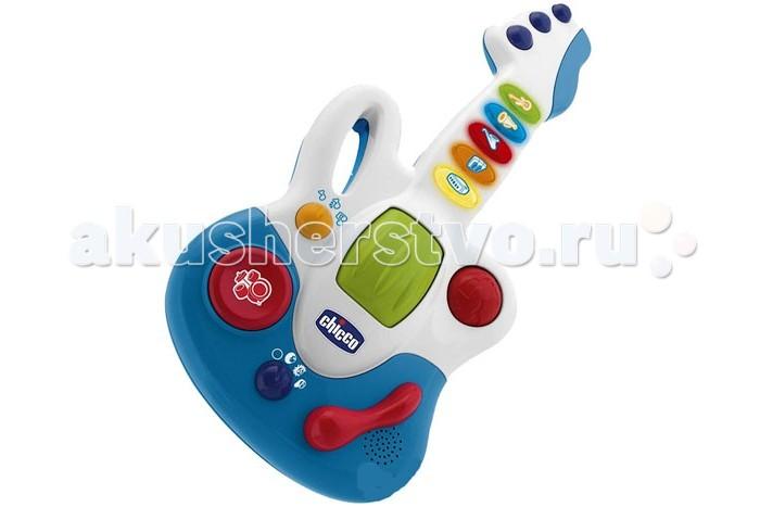 Музыкальная игрушка Chicco Гитара