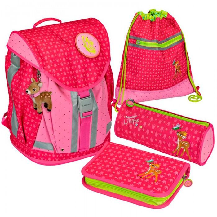 Купить Школьные рюкзаки, Spiegelburg Школьный рюкзак Prinzessin Lillifee Flex Style с наполнением 11787