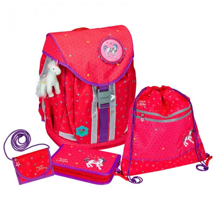 Spiegelburg Школьный рюкзак Prinzessin Lillifee Flex Style с наполнением 10584 от Spiegelburg