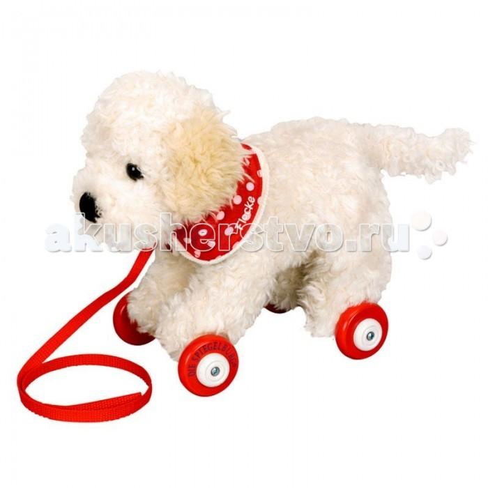 Каталка-игрушка Spiegelburg собачка Flocke 10640
