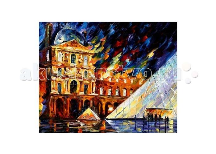 Картины по номерам Molly Картина по номерам Л.Афремов Музей Лувр билеты в лувр через интернет