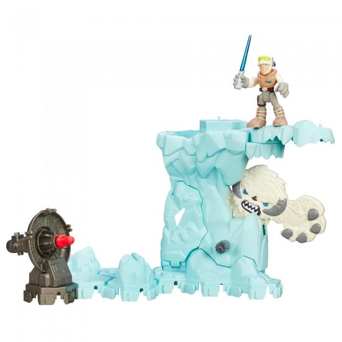 Игровые наборы Playskool Игровой набор Звездные войны с фигуркой Люка Скайуокера игровые наборы esschert design набор игровой kg118