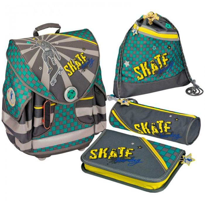 Spiegelburg Школьный ранец Skateboarding Ergo Style+ с наполнением 11691 от Spiegelburg