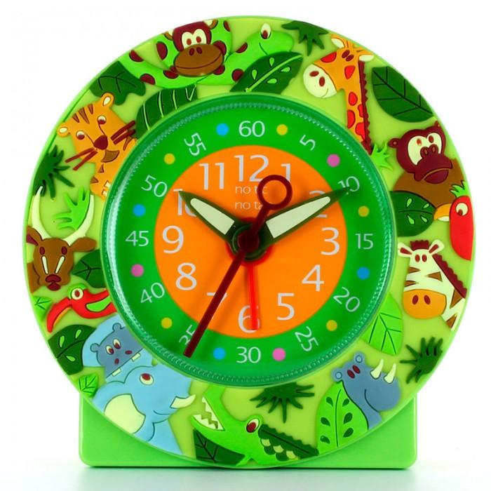 Часы Baby Watch Будильник Jungle 600816Будильник Jungle 600816Baby Watch Будильник Jungle 600816 классические часы в довольно ярких тонах. Большие цифры, понятные даже малышам.  Основные характеристики: возраст от 6 лет батарейка АА (не входит в комплект) люминесцентные стрелки тихий ход гарантия 2 года. Все модели часов разработаны во Франции, прошли проверку в независимой лаборатории и сделаны из безопасных материалов.<br>
