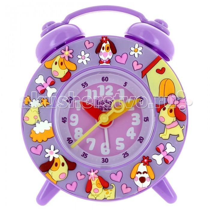 Развитие и школа , Часы Baby Watch Будильник Les Chiots арт: 198414 -  Часы