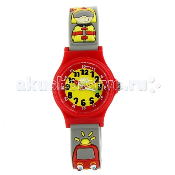 Развитие и школа , Часы Baby Watch Наручные Abc Pin Pon 605521 арт: 198450 -  Часы