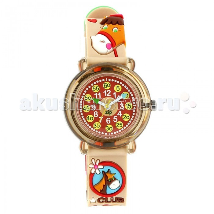 Часы Baby Watch Наручные Zip Equitation 604999 baby watch наручные zip pirates 600533