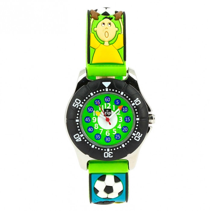 Часы Baby Watch Наручные Zip Football 600427 baby watch наручные zip pirates 600533