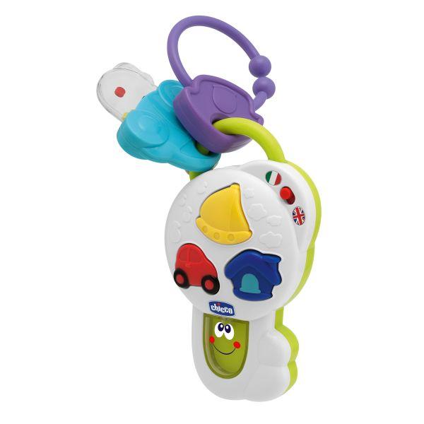 Подвесные игрушки Chicco Говорящий ключик chicco chicco говорящий ключик