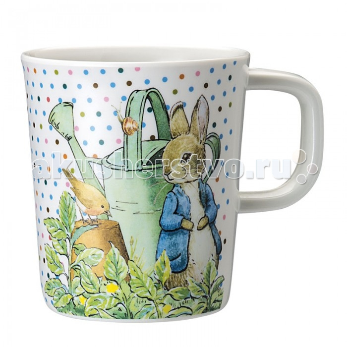 Посуда Petit Jour Кружка Peter Rabbit peter rabbit nurser rhyme time