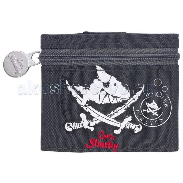 Сумки для детей Spiegelburg Наручный кошелёк Captn Sharky 30484 сумки для детей spiegelburg спортивная сумка captn sharky 30480
