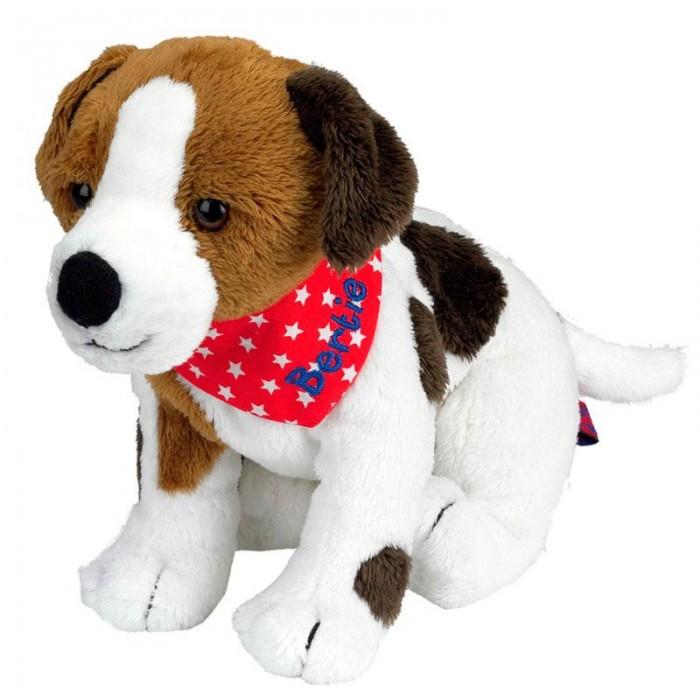 Мягкие игрушки Spiegelburg Собачка Bertie 25376 куплю джек рассел терьера в саратове
