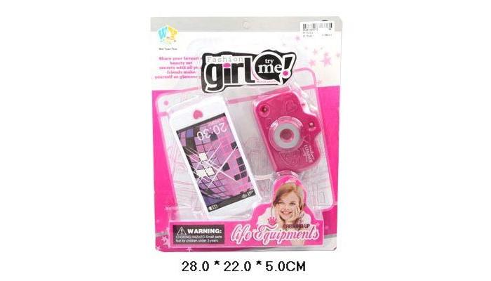 Игровые наборы Shantou Gepai Набор аксессуаров Fashion girl.