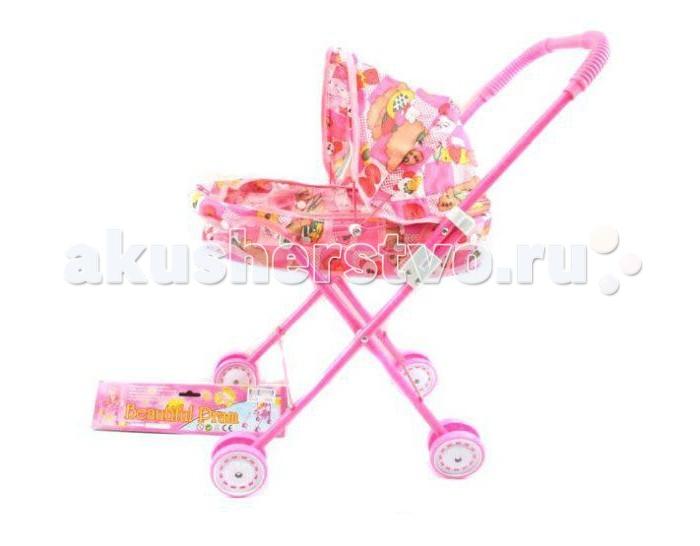 Коляски для кукол Shantou Gepai 876 коляска люлька для кукол синий белый принтт57326