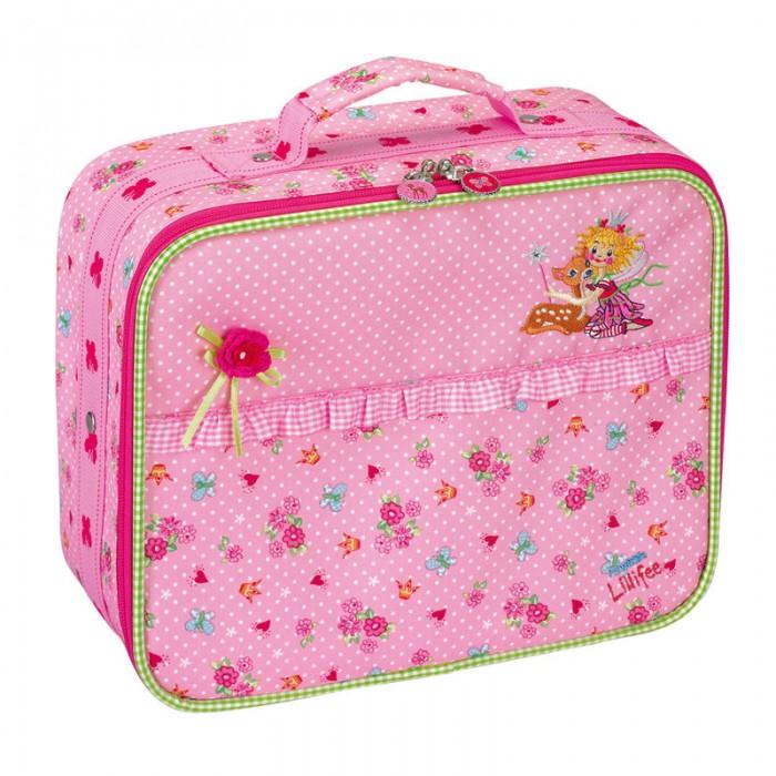 Летние товары , Детские чемоданы Spiegelburg Чемоданчик Prinzessin Lillifee 30344 арт: 199212 -  Детские чемоданы