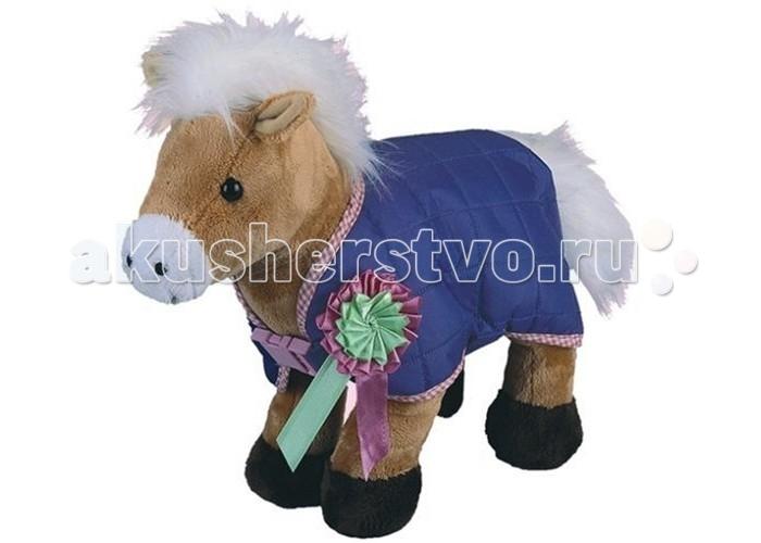 Мягкая игрушка Spiegelburg Плюшевая лошадка Nixe  4491Плюшевая лошадка Nixe  4491Spiegelburg Плюшевая лошадка Nixe  4491 порадует маленьких любителей лошадей.  Милая маленькая лошадка станет добрым другом для любого ребенка. Эта мягкая и очаровательная игрушка украсит детскую комнату, наполнит её атмосферой нежности и доброты, а главное - подарит вашему ребенку много радостных минут. Лошадку можно брать с собой в путешествия, в детский сад, спать с ним. Лошадка украшена синей попоной и медалью.При желании их легко снять.  Подарив такую игрушку ребенку, вы не ошибетесь с выбором!  Игрушка выполнена из качественного плюша, приятна на ощупь.<br>