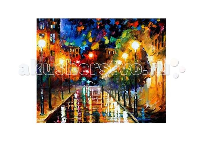 картины по номерам molly картина по номерам л афремов собор парижской богоматери Картины по номерам Molly Картина по номерам Л.Афремов Ночной бульвар