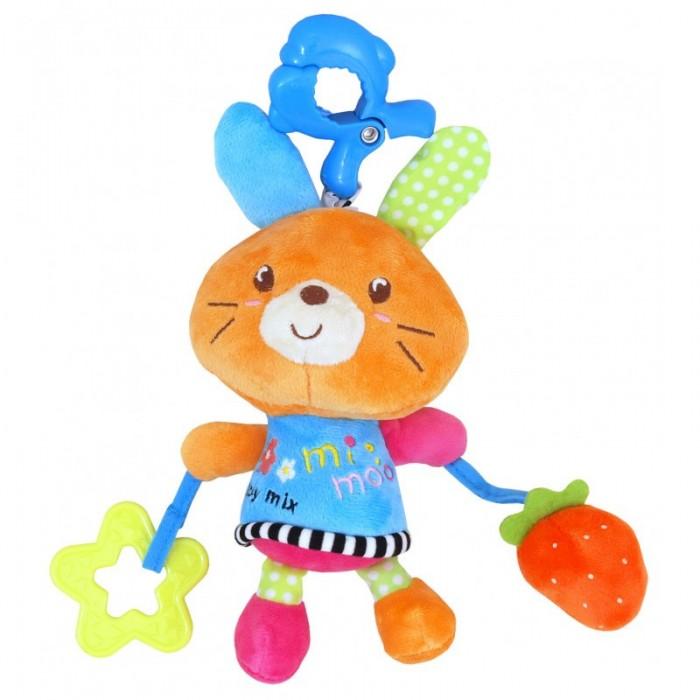Подвесные игрушки Baby Mix Bunny Me moo подвесные игрушки baby mix собачка с клубникой