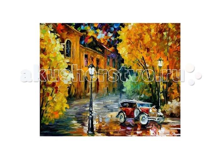 Картины по номерам Molly Картина по номерам Л.Афремов Поворот molly мозаичная картина зеленая долина 40х50 см