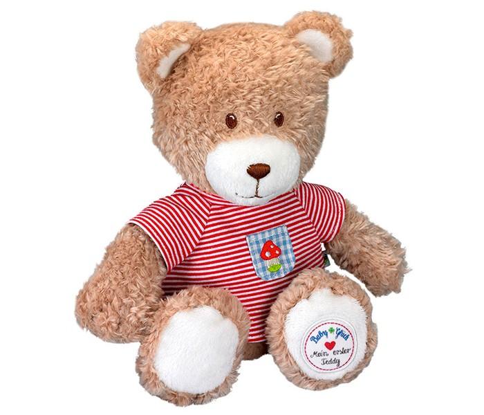 Мягкие игрушки Spiegelburg Плюшевый Мишка Teddy 90177 сказки про хитрую лису и глупого волка