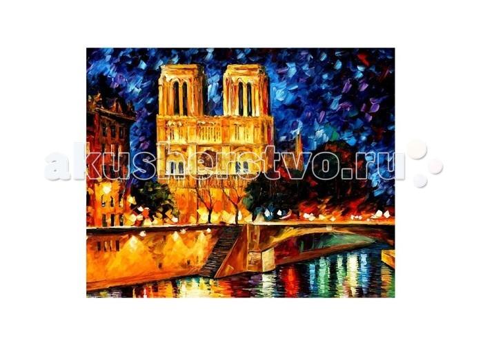 Картины по номерам Molly Картина по номерам Л.Афремов Собор парижской Богоматери
