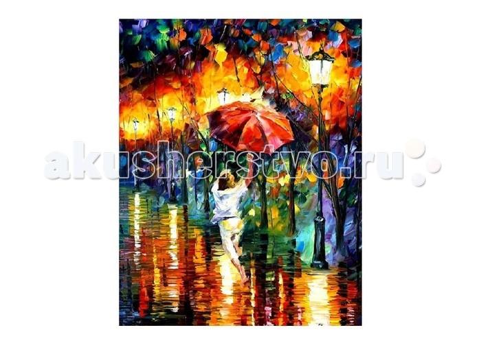 Картины по номерам Molly Картина по номерам Л.Афремов Танцующая под дождем картины в квартиру картина sunrise 35х77 см