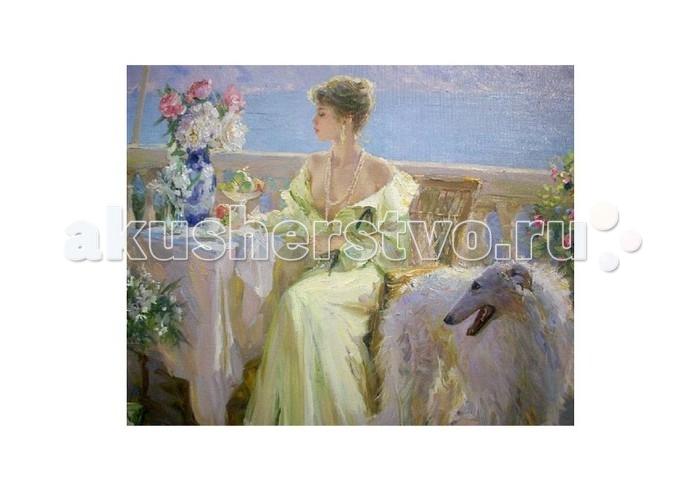 Картины по номерам Molly Картина по номерам К.Разумов Воплощение женственности molly мозаичная картина зеленая долина 40х50 см
