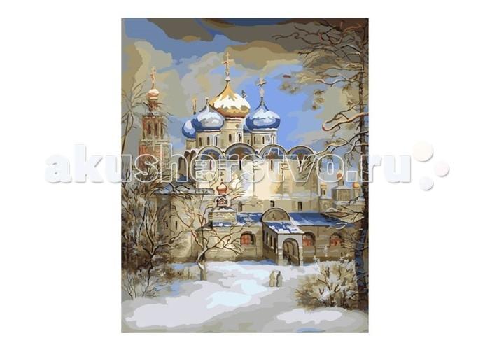 Картины по номерам Molly Картина по номерам Колокольный звон картины в квартиру картина etude 2 102х130 см