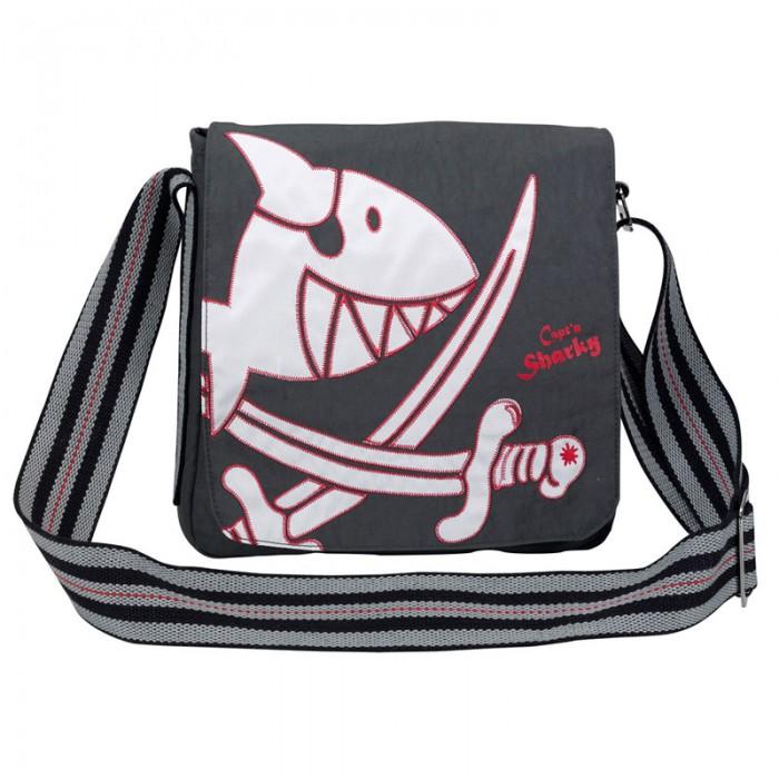 Сумки для детей Spiegelburg Пиратская сумка Captn Sharky 30377 постельное белье 1 5 спальное spiegelburg captn sharky 93733