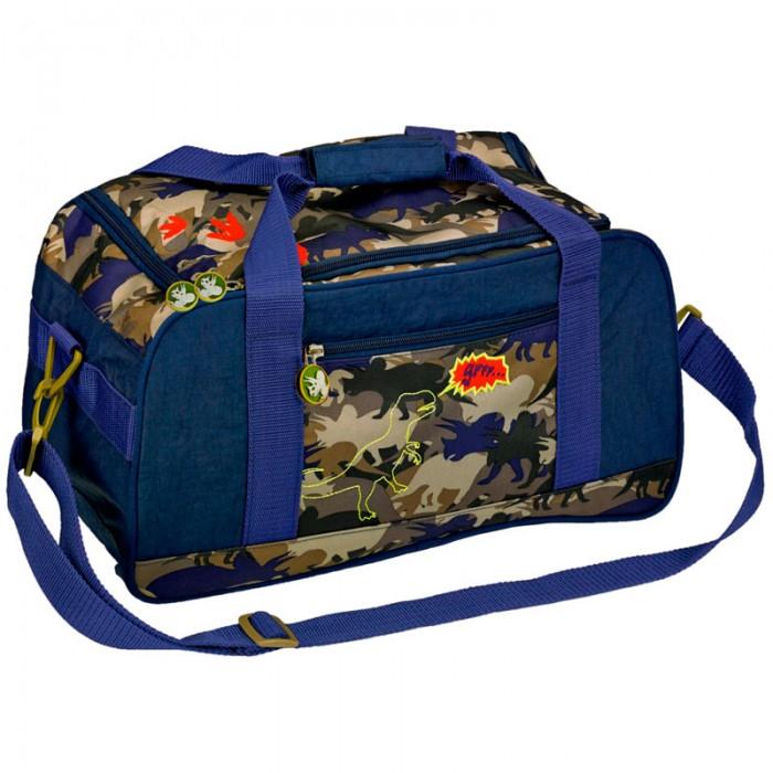 Spiegelburg Спортивная сумка T-Rex World 11855Спортивная сумка T-Rex World 11855Спортивная сумка T-Rex World - стильная и вместительная, два внутренних отделения для раздельного хранения обуви и спортивной одежды сьемный регулируемый плечевой ремень. В ней Вашему ребенку будет удобно носить спортивную обувь и форму на тренировки в кружках и секциях.   Особенности:   Размер: 35 х 25 х 20 см<br>