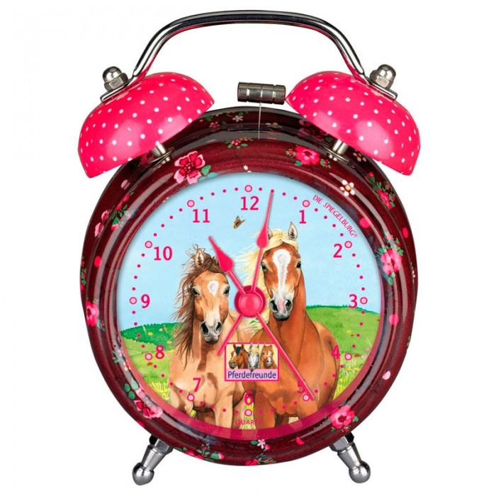 Развитие и школа , Часы Spiegelburg Будильник Pferdefreunde 30478 арт: 199746 -  Часы