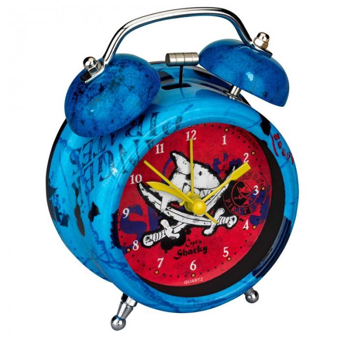 Развитие и школа , Часы Spiegelburg Будильник Captn Sharky 30530 арт: 199749 -  Часы