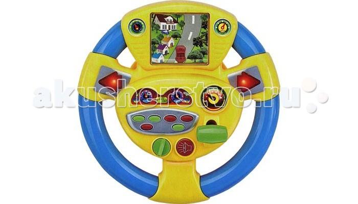 Купить Shantou Gepai Руль Мой первый автомобиль звуки мелодии в интернет магазине. Цены, фото, описания, характеристики, отзывы, обзоры