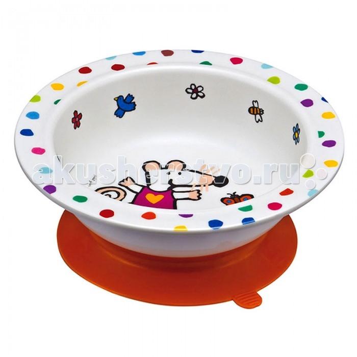 Посуда Petit Jour Тарелка глубокая на присоске Mimi  недорого