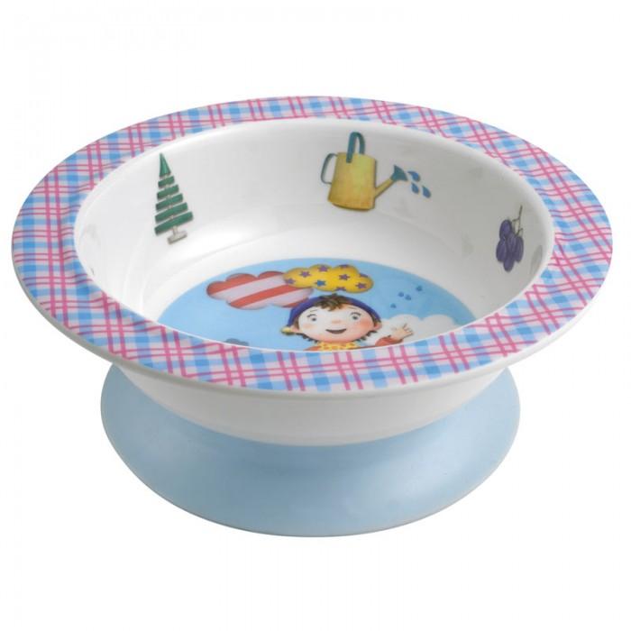 Посуда Petit Jour Тарелка глубокая на присоске Oui Oui посуда petit jour тарелка глубокая на присоске oui oui