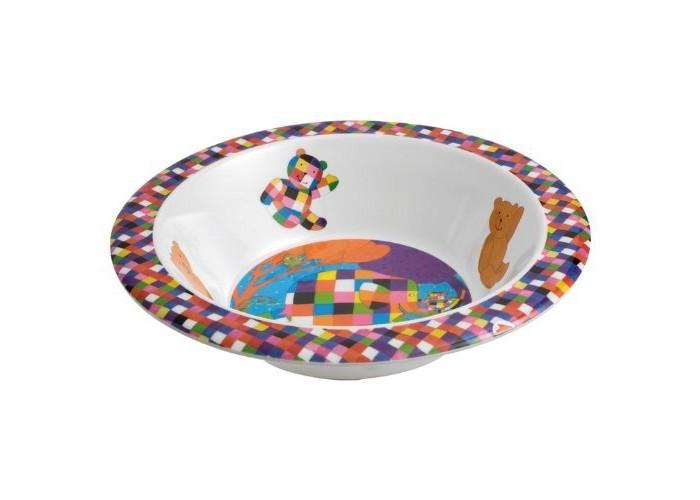 Посуда Petit Jour Тарелка глубокая Elmer посуда petit jour тарелка глубокая на присоске oui oui