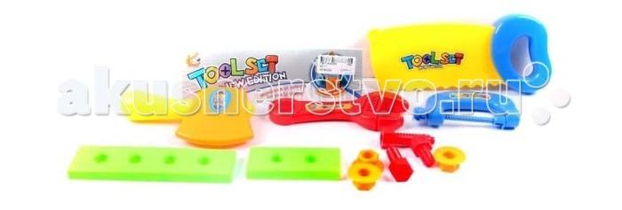 Ролевые игры Shantou Gepai Набор инструментов 12 предметов 621-7