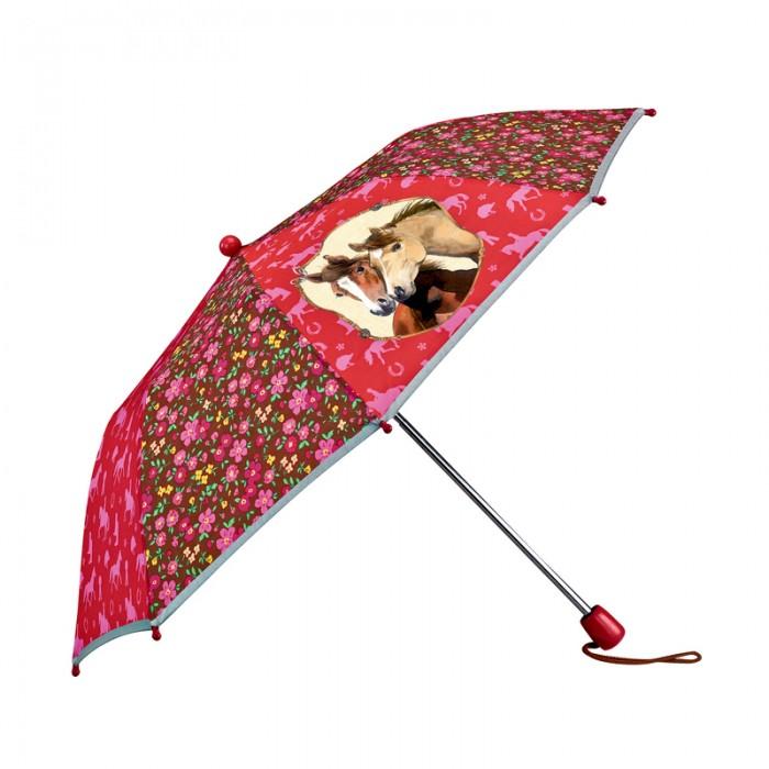 Летние товары , Детские зонтики Spiegelburg Зонт Pferdefreunde 11013 арт: 200166 -  Детские зонтики
