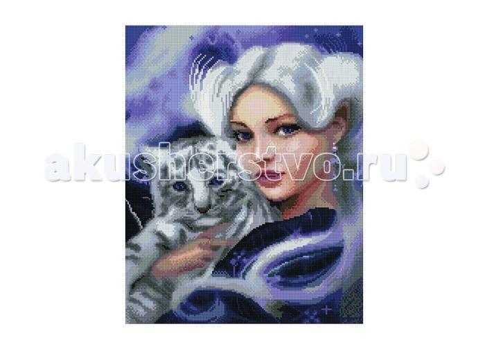 Творчество и хобби , Картины своими руками Molly Мозаичная картина Трогательная дружба арт: 200220 -  Картины своими руками