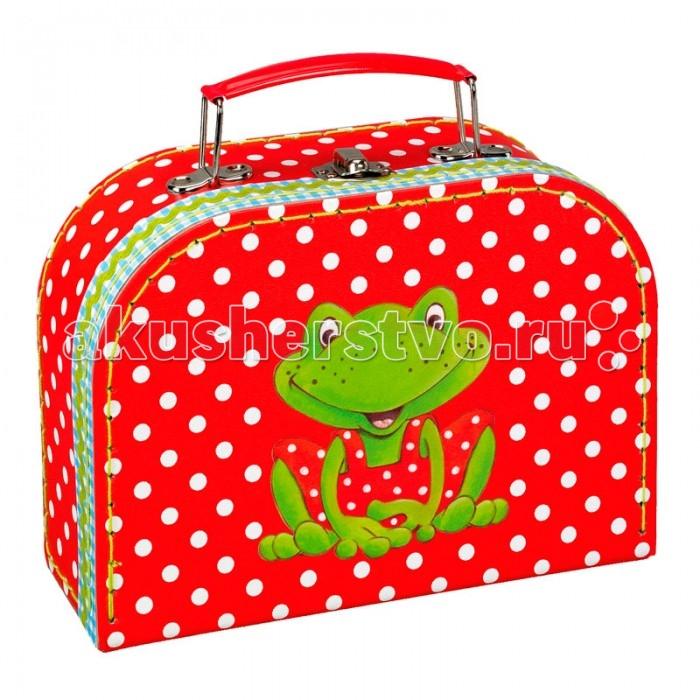Летние товары , Детские чемоданы Spiegelburg Чемоданчик для игр Garden арт: 200259 -  Детские чемоданы