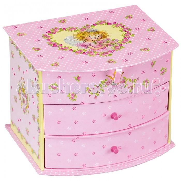 Spiegelburg Шкатулка для украшений Prinzessin Lillifee 30246