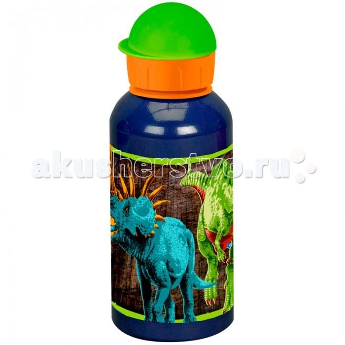 Аксессуары для кормления , Поильники Spiegelburg Бутылка для питья T-Rex World 11516 арт: 200292 -  Поильники