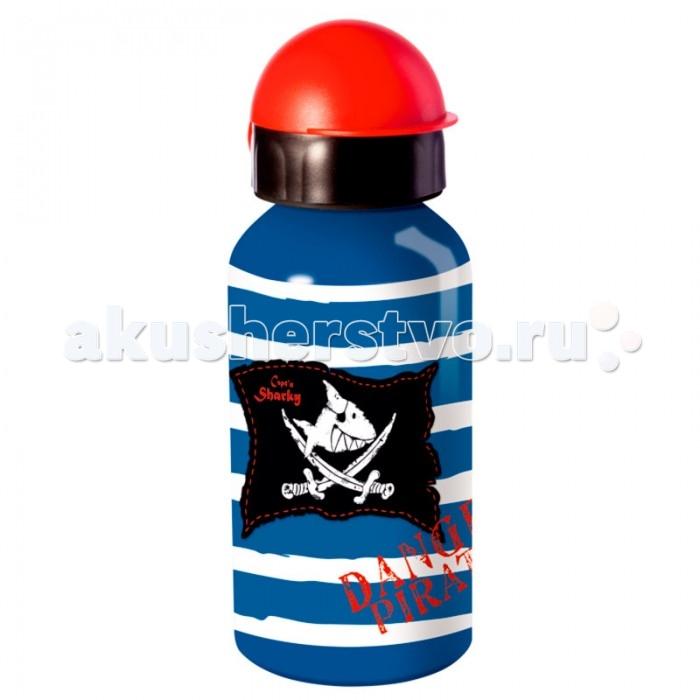 Аксессуары для кормления , Поильники Spiegelburg Бутылка для питья Captn Sharky 11083 арт: 200298 -  Поильники