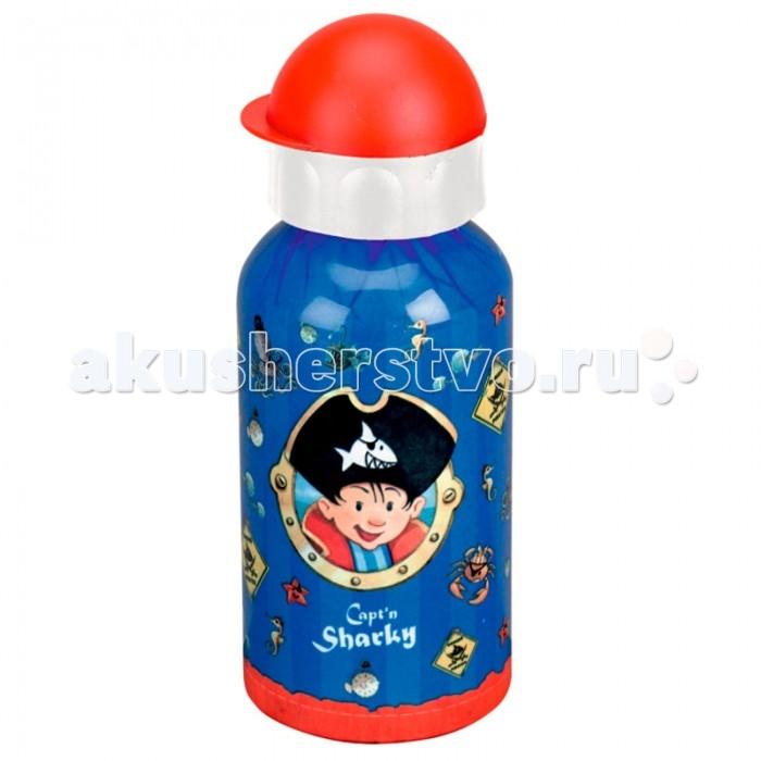 Аксессуары для кормления , Поильники Spiegelburg Бутылка для питья Captn Sharky 21655 арт: 200310 -  Поильники
