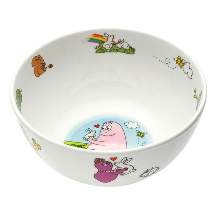 Посуда Petit Jour Тарелка глубокая Barbapapa посуда petit jour тарелка petit prince