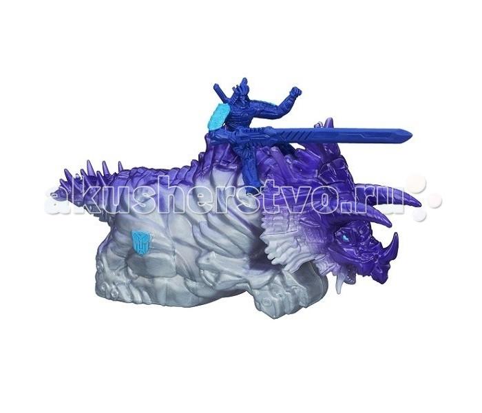 Игровые фигурки Transformers Фигурка 4 Дино Спарклс Дрифт и Слаг игровые наборы transformers электронная маска трансформеров