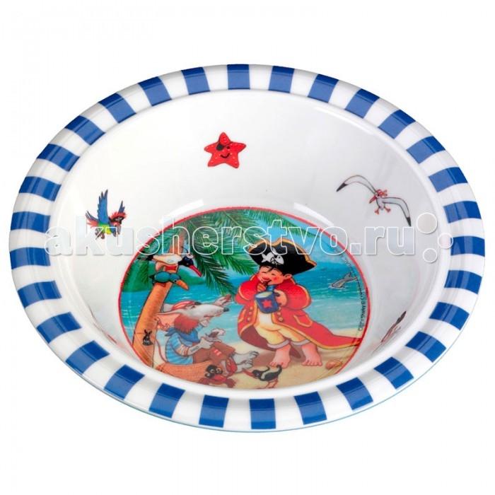 Spiegelburg Тарелка глубокая Capt'n Sharky 21374