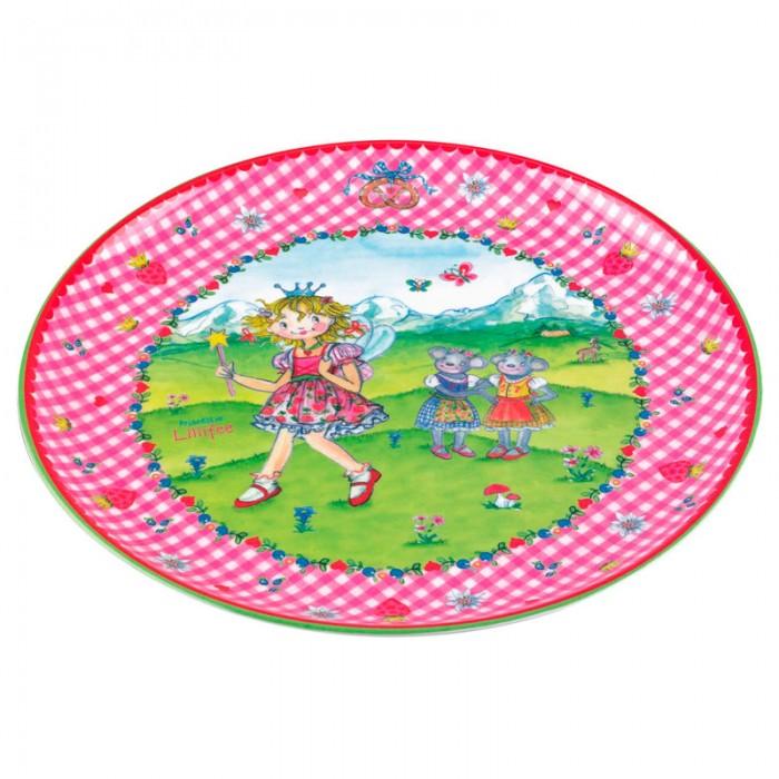 Посуда Spiegelburg Тарелка Prinzessin Lillifee 21581