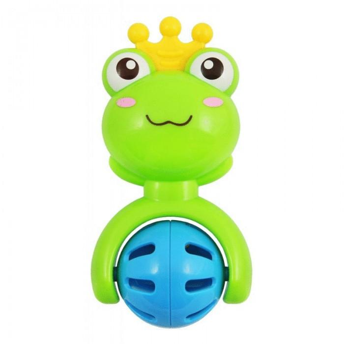 Погремушки Baby Mix Лягушка погремушка малышарики лягушка